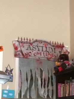 Asylum Entrance '17