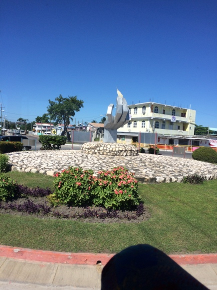 Belize Hand of Peace 2