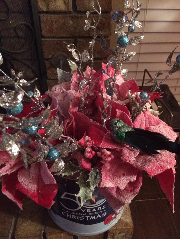 Christmas Flower Pot '16 2