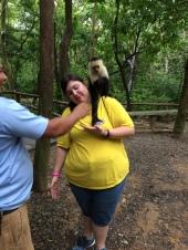 Me with Monkey 2
