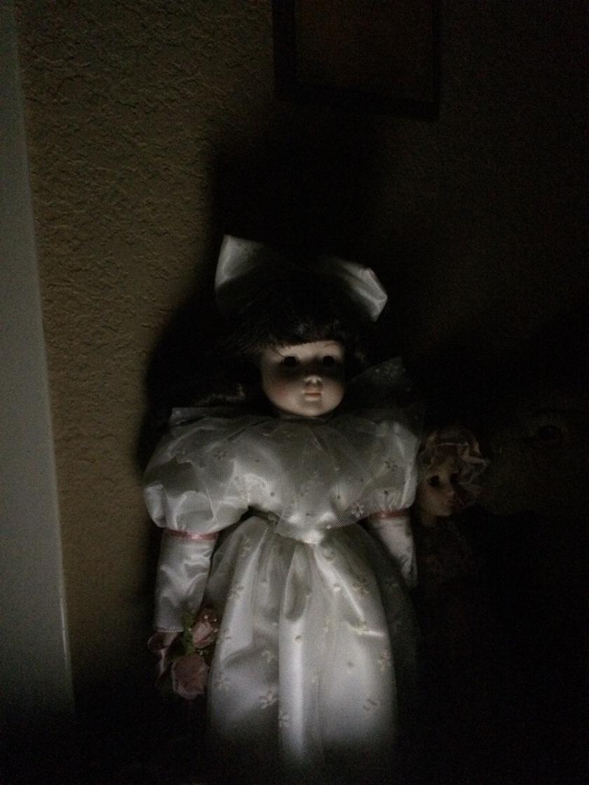 Creepy Bride 1