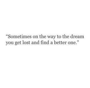 Found Dream