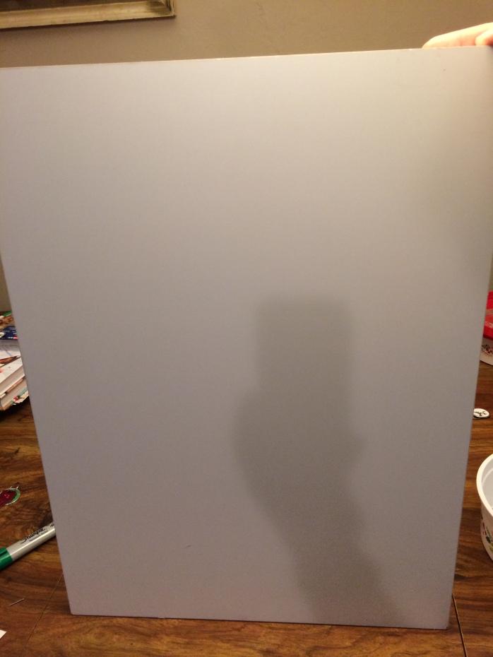 Blank Board