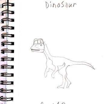 June 10 Dinosaur