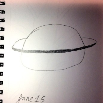 June 15 Space Ship