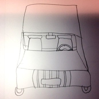 June 17 A Car (Based off of mine)