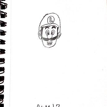 June 27 A Video Game Character (Luigi: I'm a-Luigi, number one! Ha ha ha! I'm the Best! Let's-a Go!)
