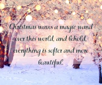 Christmas Wand