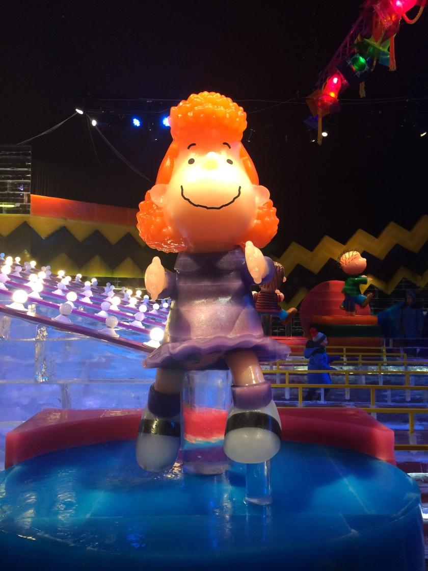 Frieda dancing at rehearsal