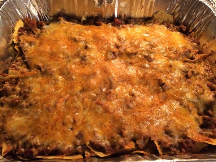 Taco Bake Casserole Baked - Edited